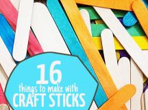 Things to Make - a Zillion Crafts with Things You Already Have