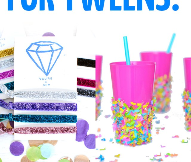 These Cool And Easy Diy Ideas Are The Perfect Birthday Party Crafts For Tweens And Teens