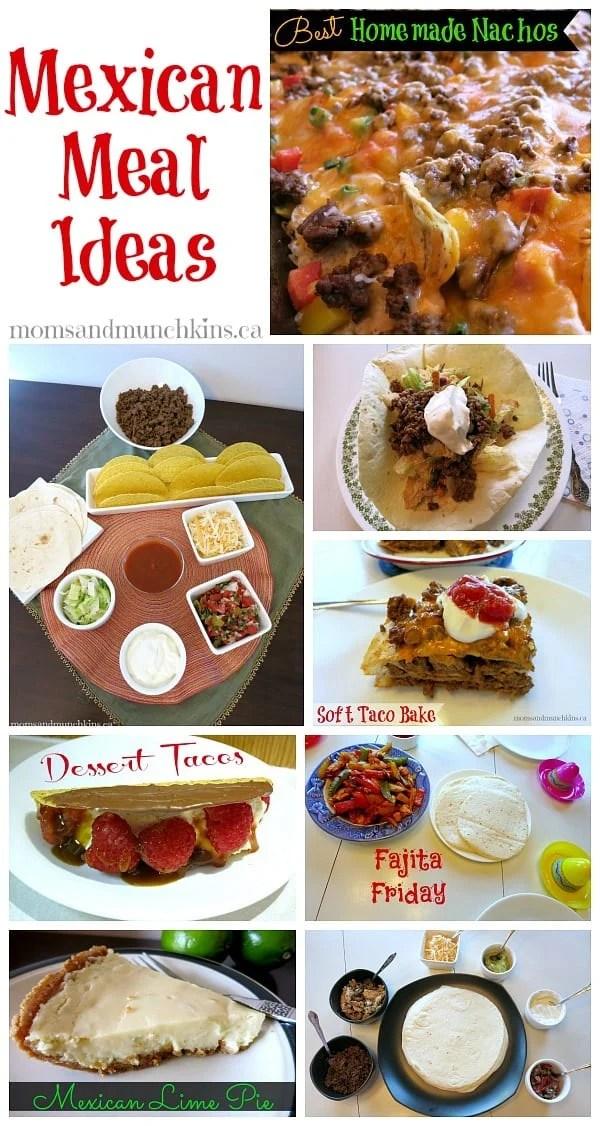 Easy Delicious Supper Ideas