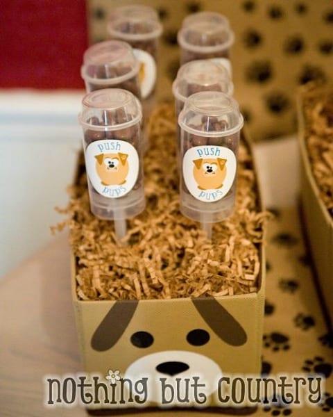 Puppy Party Ideas Birthdays  Moms  Munchkins