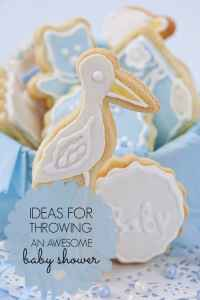 Great Baby Shower Ideas - Moms & Munchkins