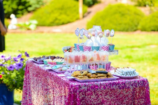 Bubble Party Ideas Decorations Food Activities Amp More
