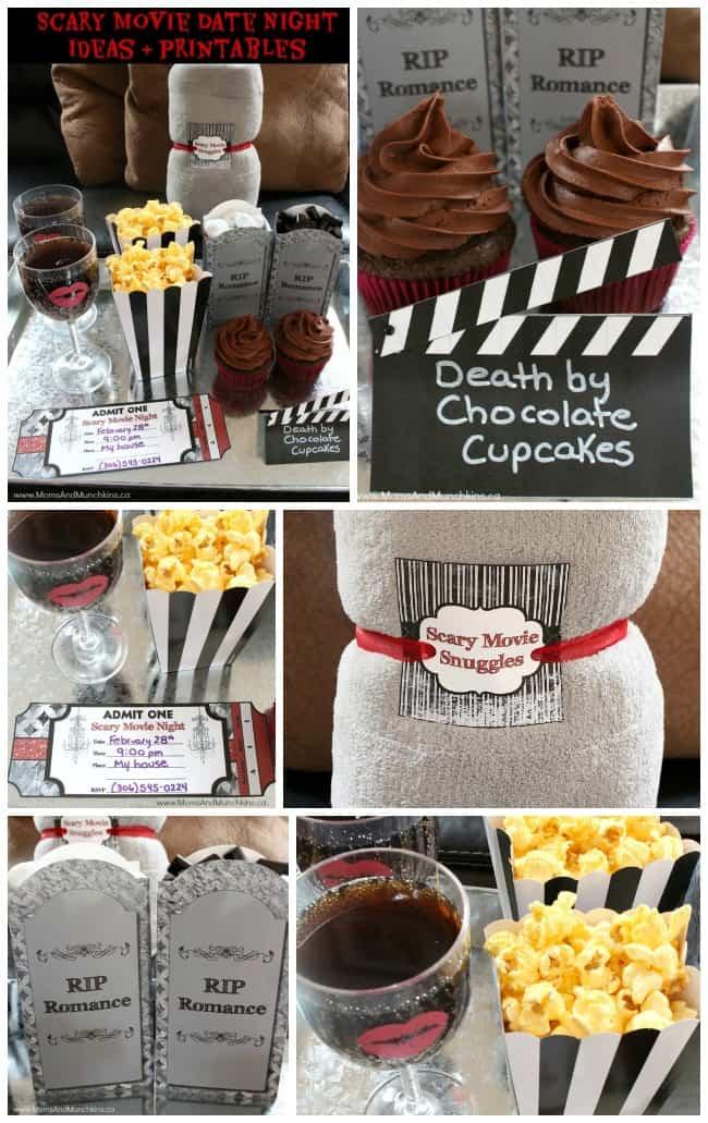 Scary Movie Date Night Ideas Moms & Munchkins