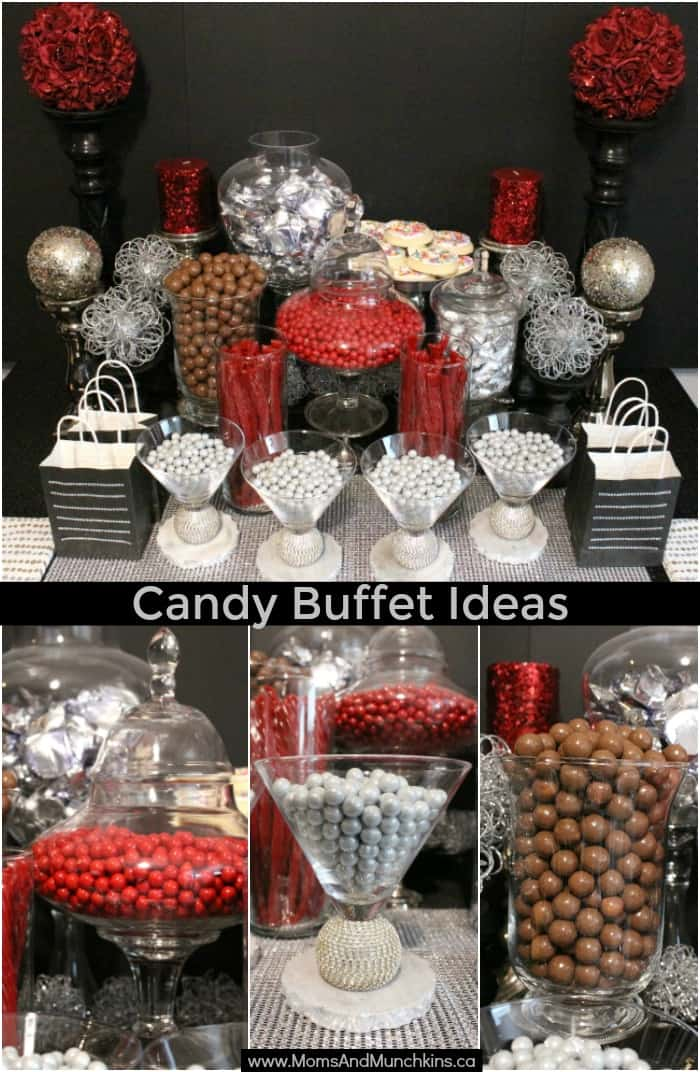Holiday Candy Bar Ideas  Moms  Munchkins