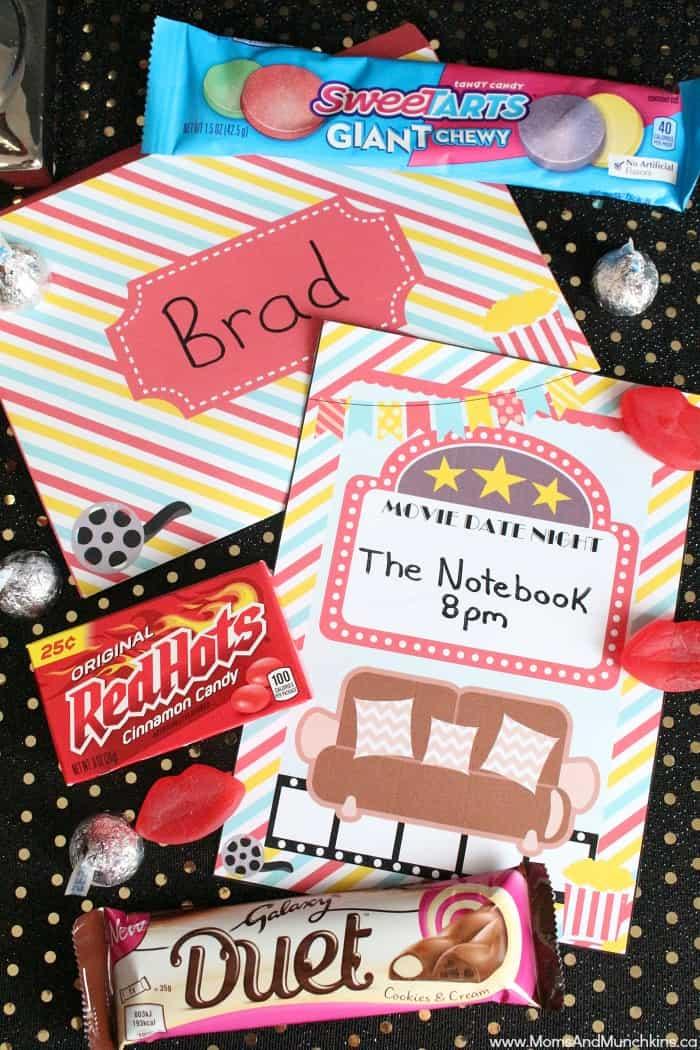 free candy bar printables