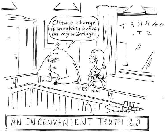 Inconvenient Truth 2.0 Cartoon