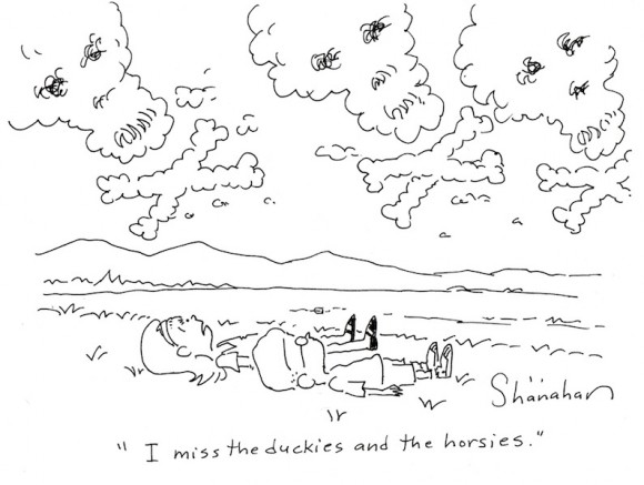 Air Pollution Cartoon