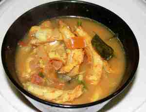 Anchovy Fish Curry