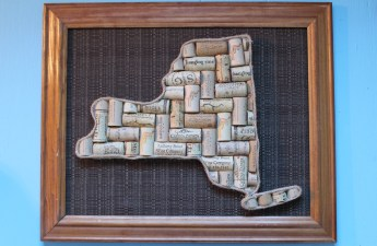 Cork New York - Finished Product