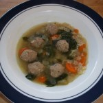Italian Wedding Soup (OAMC)
