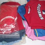 Decluttering Challenge Week 14: Kids' Clothes To Sell on Ebay