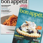 Save 87% off Bon Appetit with Mamasource