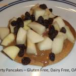 Hearty Pancakes – Gluten Free, Dairy Free, OAMC