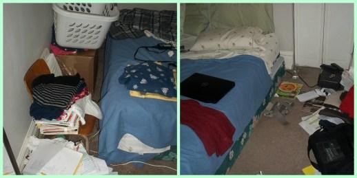 BedroomBefore