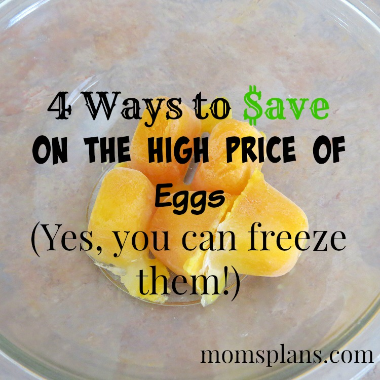 4 Ways to Save on Eggs