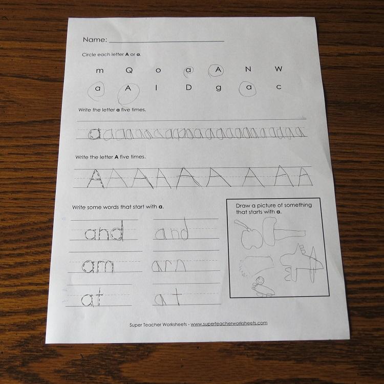 TOS Crew Review: Super Teacher Worksheets - Mom\'s Plans