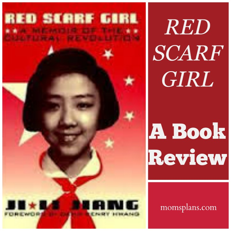 Happens. the girl in the red scarf