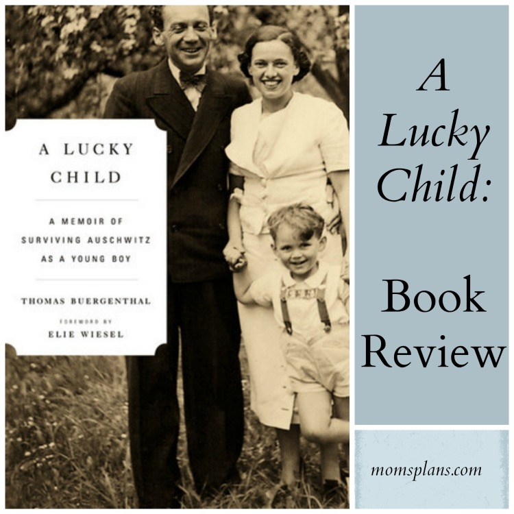 A Lucky Child Book Review