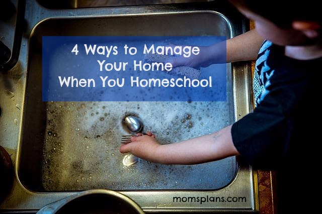4 Ways to Manage Your Home