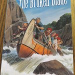 The Broken Blade by William Durbin: A Book Review