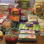 Grocery Report, October 1 – 4, 2017