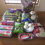 Grocery Report, November 1 – 8, 2017