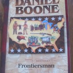 Daniel Boone: Frontiersman by Janet & Geoff Benge