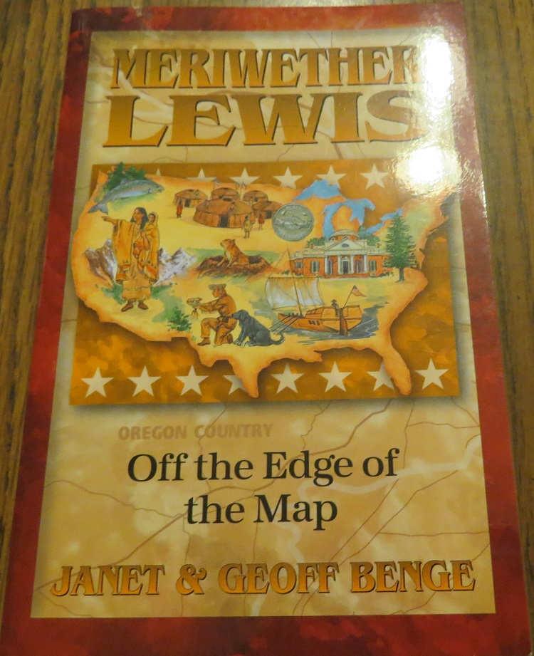 Meriwether Lewis: Off the Edge of the Map