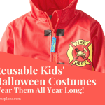 Reusable Halloween Costumes Your Kids Can Wear All Year Long