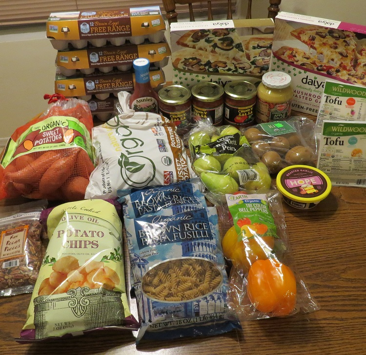 Eating Healthy Gluten Free Dairy Free Food on a Budget