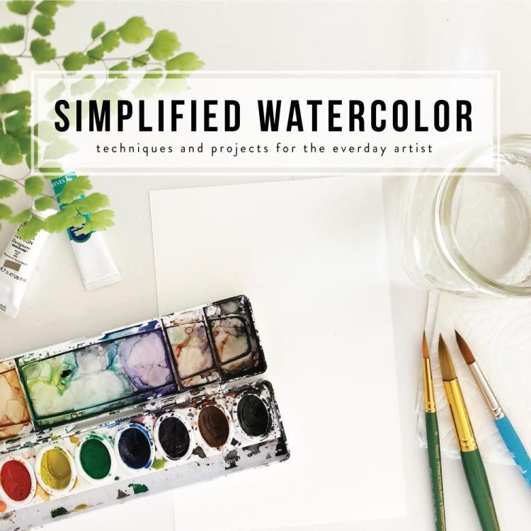 Simplified Watercolor