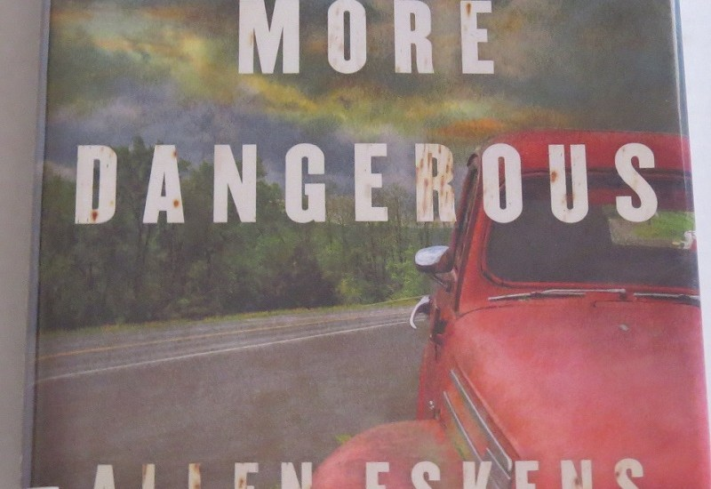 Nothing More Dangerous by Allen Eskens {A Book Review}