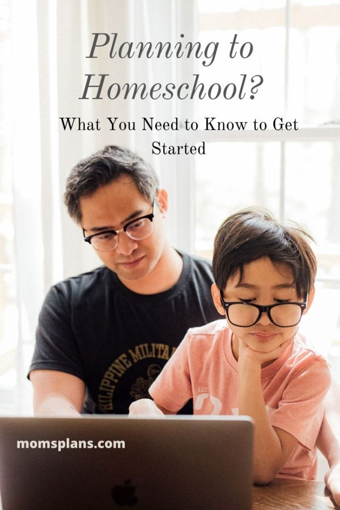 What You Need to Know If You're Planning to Homeschool