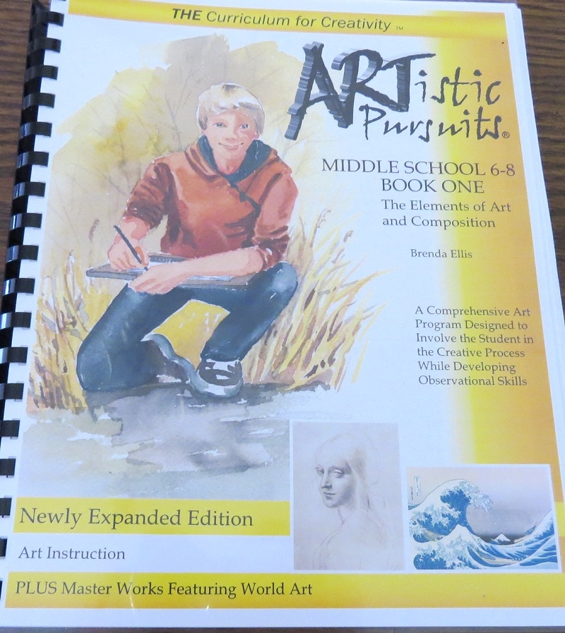 ARTistic Pursuits Middle School 6-8 Book One
