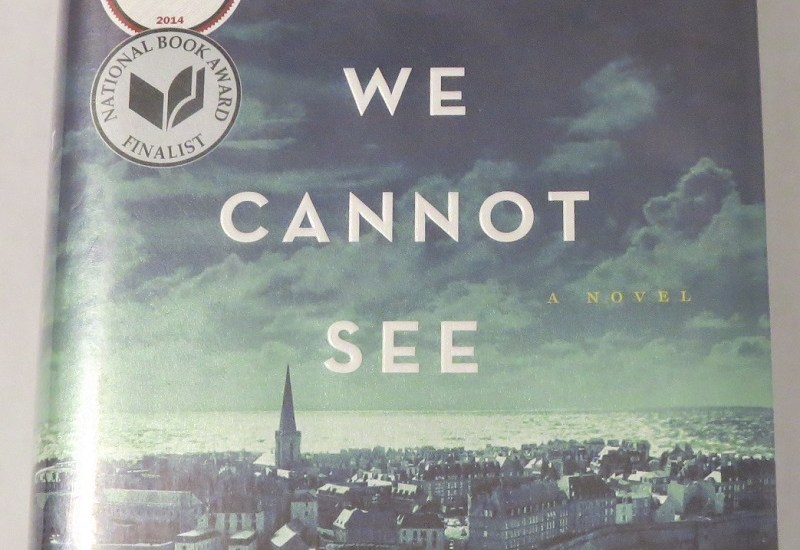 All the Light We Cannot See by Anthony Doerr {A Book Review}