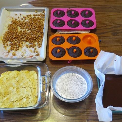 Meal Prep & Menu Plan for December 14 2020