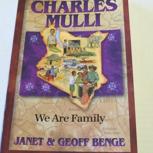 Charles Mulli: We Are Family by Janet & Geoff Benge