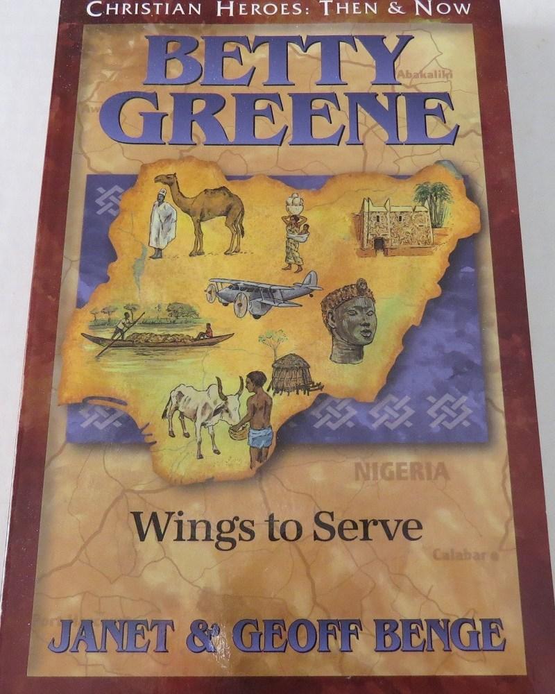 Betty Greene by Janet & Geoffe Benge
