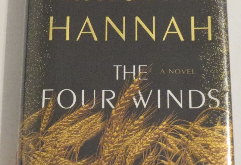 The Four Winds by Kristin Hannah {A Book Review}