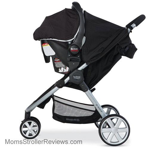 britax b agile 2017 2018 stroller review mom 39 s stroller reviews. Black Bedroom Furniture Sets. Home Design Ideas