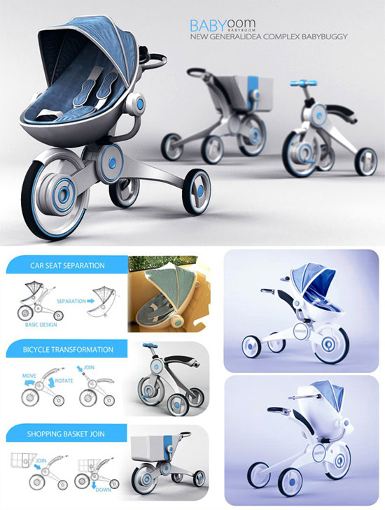 babyoom-stroller