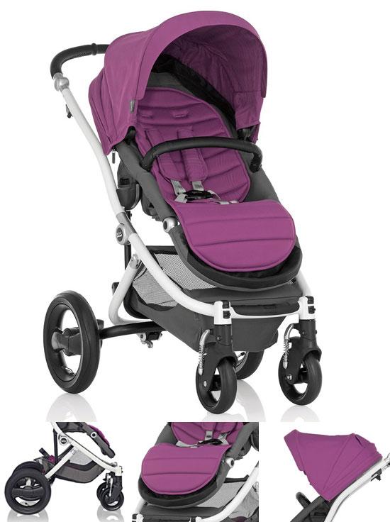 britax-affinity-stroller