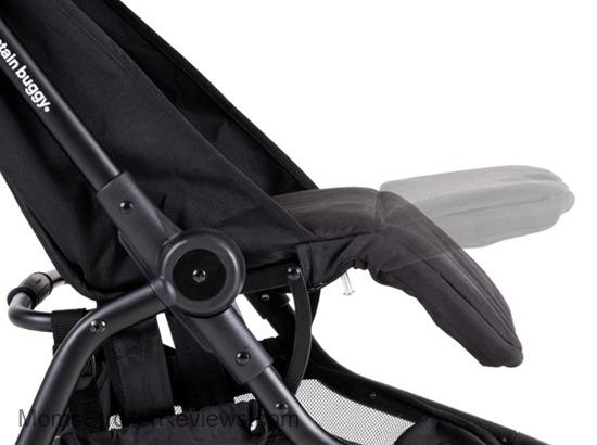 Mountain Buggy Nano Stroller Review