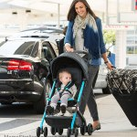 GB Qbit Travel Stroller Review