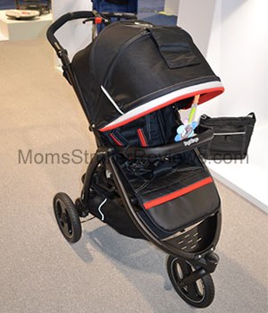 Peg perego book plus stroller review perfect safe reversible seat.