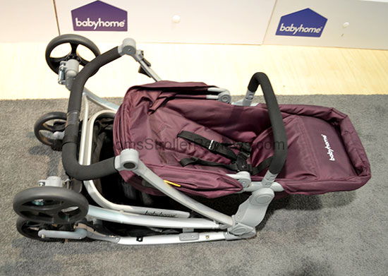 New Babyhome Vida Plus 2016 Stroller Review Mom S