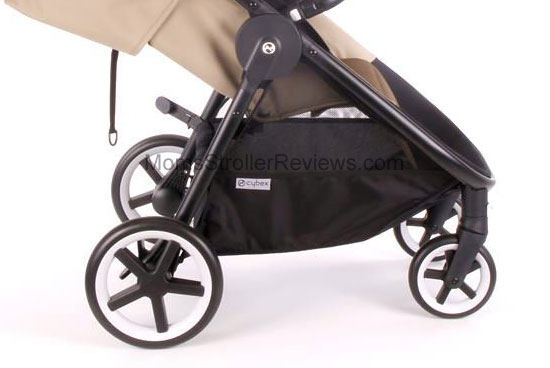 Cybex Agis M-Air4 Stroller Review  6871e5f190