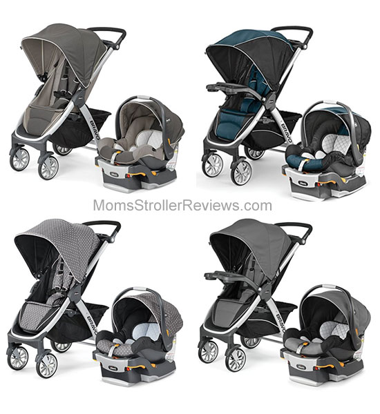 New Chicco Bravo Trio Travel System Review