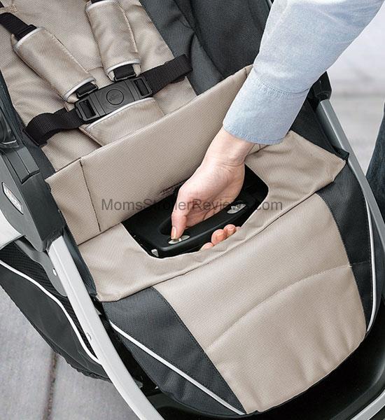 New Chicco Bravo Trio Travel System Review Mom S Stroller Reviews