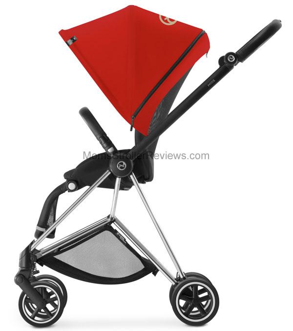 New Cybex Mios Lightweight 2018 Stroller Review Mom S Stroller